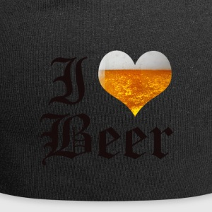 I LOVE BEER OLD ENGLISH - Jersey-Beanie