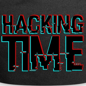 HACKING TIME HACKER - Jersey-Beanie