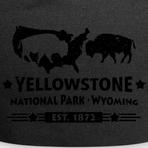 Buffalo Bison Buffalo Yellowstone National Park USA - Jersey Beanie