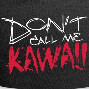 Don't Call Me Kawaii - Jersey-Beanie