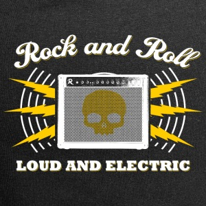 Rock and Roll. Luid en Electric - Jersey-Beanie