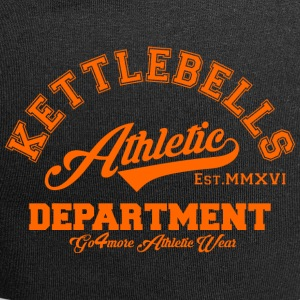 Kettlebell Athletic Department - Jersey Beanie