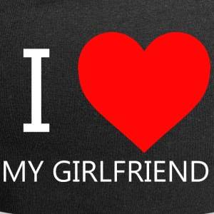 I LOVE MY GIRLFRIEND T-SHIRT - Jersey-Beanie