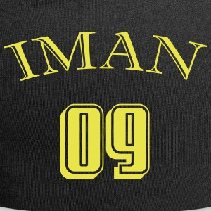 IMAN 09 - LIGHT - Jersey-Beanie