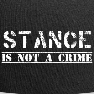 #stanceisnotacrime by GusiStyle - Jersey-pipo