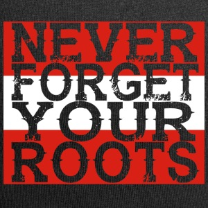 never forget roots home - Jersey Beanie