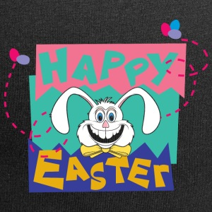 Easter Happy Easter Bunny - Jersey Beanie