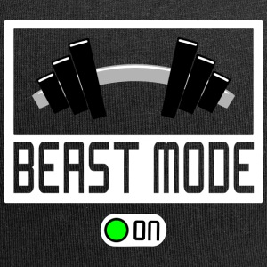 BEAST MODE ON - Jersey-beanie