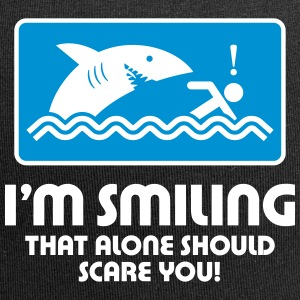 I'm Smiling,That Alone Should Scare You! - Jersey Beanie