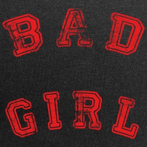 bad girl - Jersey-beanie