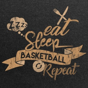 Eat Sleep BASKETBALL GJENTA - Jersey-beanie