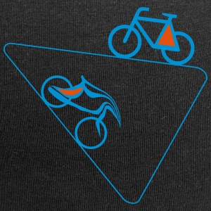 Cykel Shirt Mænd Kvinder Triangle Triangle - Jersey-Beanie