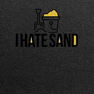 I hate sand - Jersey Beanie