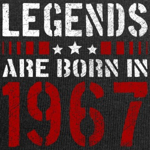 LEGENDS ARE BORN IN 1967 BIRTHDAY CHRISTMAS SHIRT - Jersey Beanie