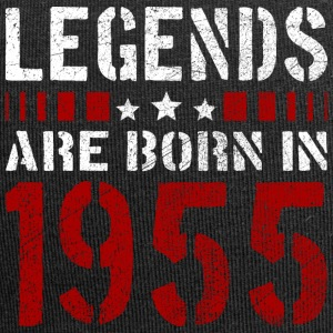 LEGENDS ARE BORN IN 1955 BIRTHDAY CHRISTMAS SHIRT - Jersey-Beanie