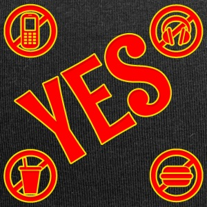 Signs,with YES - Jersey Beanie