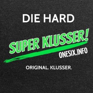Super Klusser - Beanie in jersey