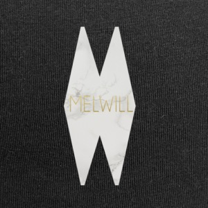 MELWILL hvid - Jersey-Beanie