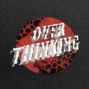 Over Thinking - Jersey Beanie