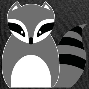 Raccoon raccoon - Jersey Beanie