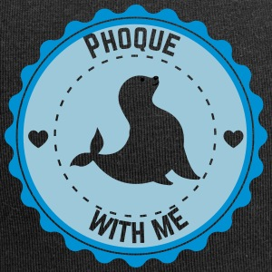 phoque with me - Bonnet en jersey