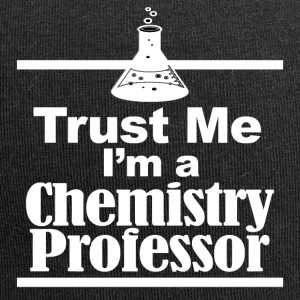 Trust me i am a chemistry professor - Jersey Beanie