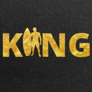 Surfer King Gold - Jersey Beanie