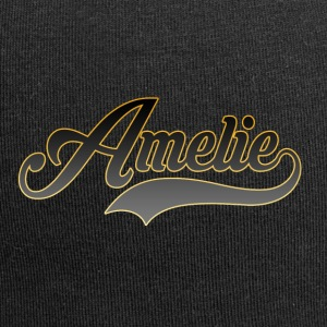 First name Amelie - Jersey Beanie