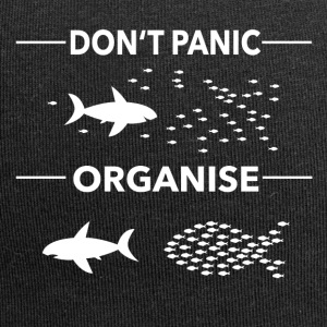 dont panic organise - Jersey-Beanie