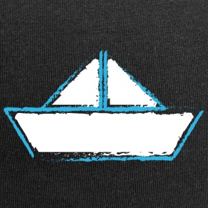 paper ship - Jersey-Beanie