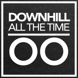 Downhill all the time - White - Jerseymössa