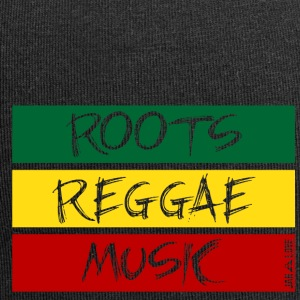 ROOTS REGGAE MUSIC - Jersey Beanie
