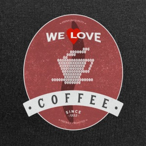 We Love Coffee - Jersey-pipo
