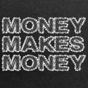 money makes money - Jersey Beanie