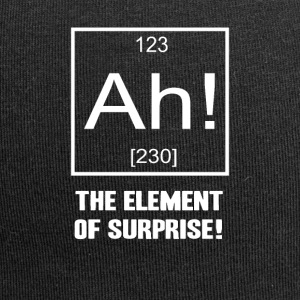 Ah! The Element of Surprise! - Jersey Beanie