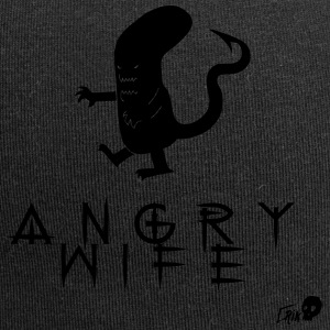 ANGRY WIFE - Jersey-beanie