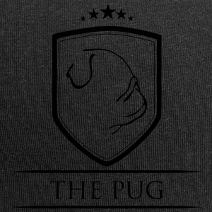 PUG COAT OF ARMS - Jersey Beanie