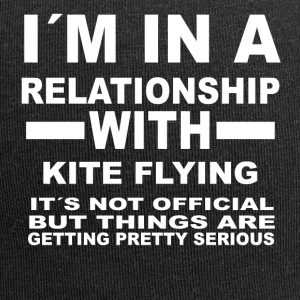 Relationship with KITE FLYING - Jersey Beanie