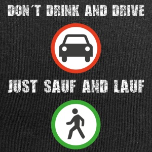 Don´t Drink and Drive - Jersey-Beanie