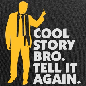 Cool Story Brother. Tell It Again. - Jersey Beanie