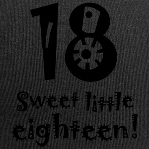 sweet little eighteen 18th birthday Birthday mature - Jersey Beanie