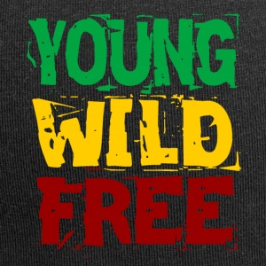Young Wild Free - Jersey Beanie
