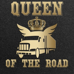 Queen of the Road, Queen of the Streets! - Jersey Beanie