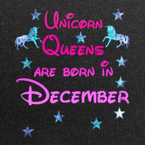 Unicorn Queens född December december - Jerseymössa