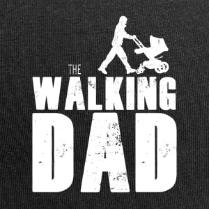 The Walking Dad - Gorro holgado de tela de jersey