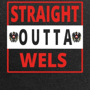 Straight outta Wels - Jersey-Beanie
