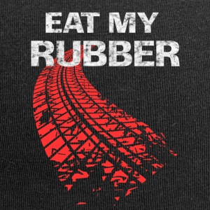 Eat my rubber Car Oldtimer Racer - Jersey-Beanie