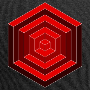 Hexagon Cube - Jersey-pipo