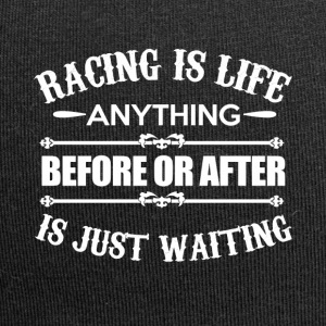 Racing is Life - Jersey-Beanie