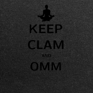 KEPP CLAM AND OMM - Jersey Beanie